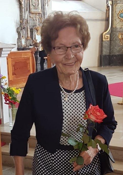 Maria Wiedner